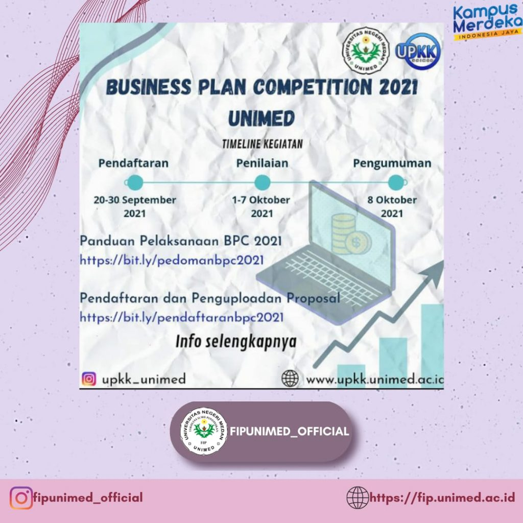 Business Plan Competition 2021 Unimed